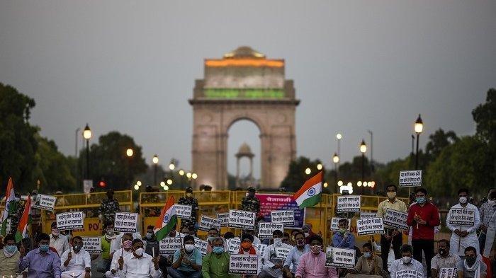 Sentimen Anti-China Meluas di India, Boikot Barang China Menggema di Seluruh Negeri