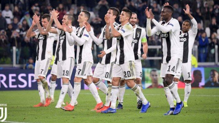 Gol Semata Wayang Bomber Juventus Mario Mandzukic Tundukkah Inter Milan