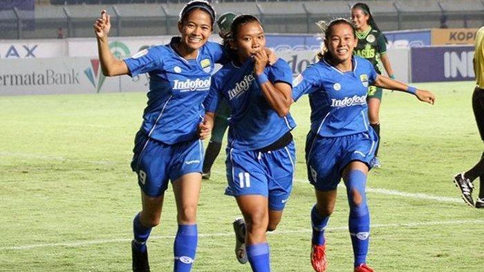 Tak Kalah dengan Pria, Inilah Tiga Wanita Cantik Pencetak Gol Terbanyak Liga 1 Putri