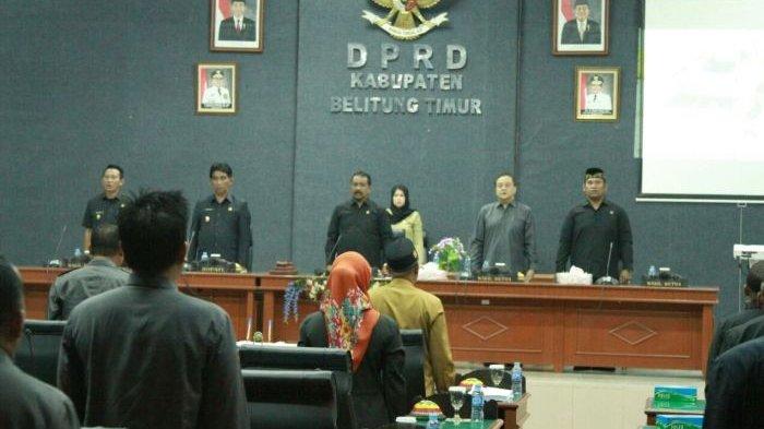 Anggota DPRD Interupsi Salah Ketik Proyeksi PAD di Paripurna, Sejumlah ASN Kominfo ke Kantor Bupati