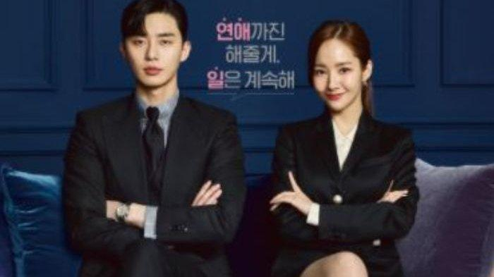 Ditayangkan 2 Tahun Lalu, Adegan Ciuman Park Seo Joon dan Park Min Young Begitu Digilai Penonton