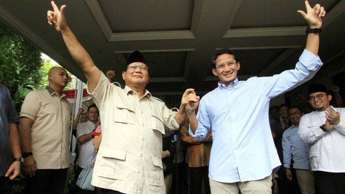 Soal Rencana Bertemu Jokowi, Prabowo Bilang Insya Allah Nanti Diatur