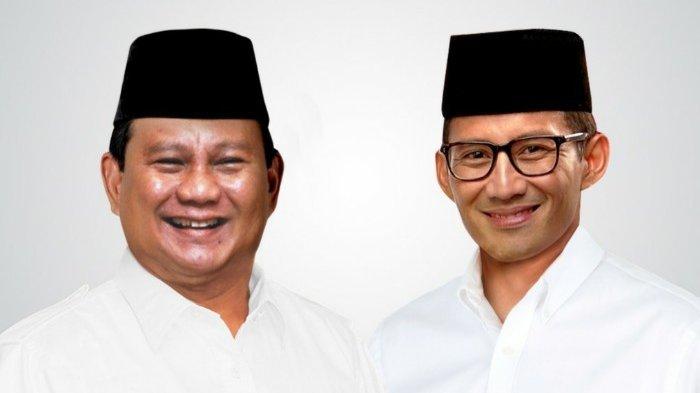 Drama Penentuan Cawapres Prabowo, Hingga Memilih Sandiaga Uno