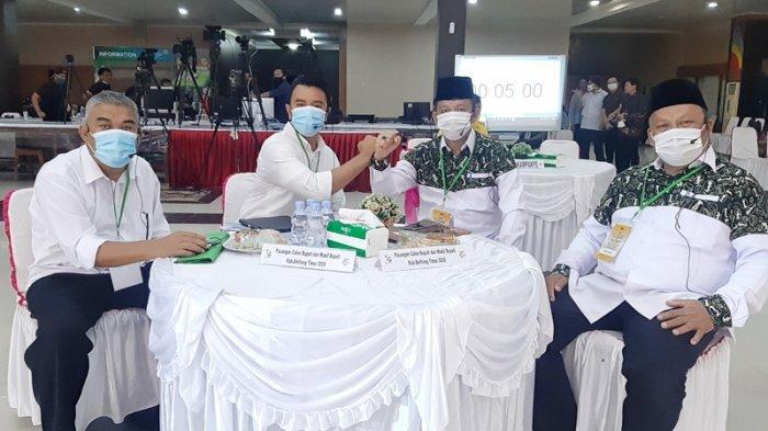 UPDATE Real Count Pilkada Beltim 2020, 4 Kecamatan 100 Persen, Anak Yusril Menang di Wilayah Ini