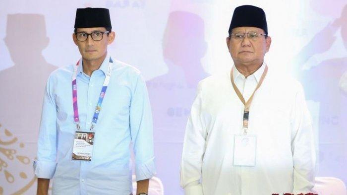 Genjot Elektabilitas, Prabowo-Sandi Pindahkan Markas Perjuangan ke Jawa Tengah
