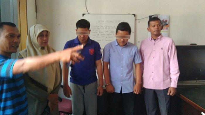 Pasangan Homoseksual di Aceh Digerebek Warga Saat Asik Berduaan