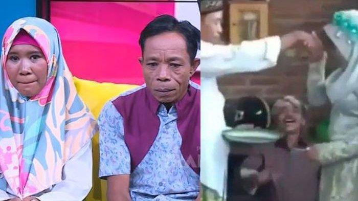 Jatuh Cinta Pandangan Pertama, Kakek di Lombok Barat Nikahi Gadis 16 Tahun