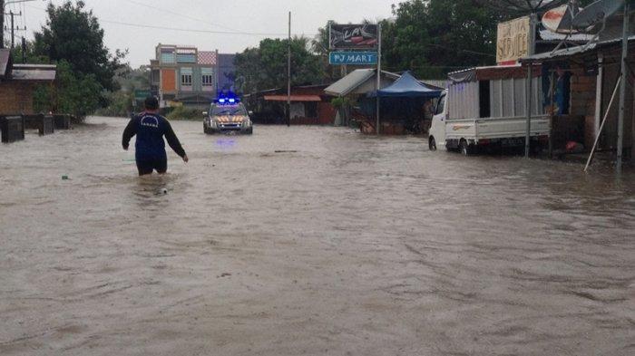 Waspada! Belitung Berpotensi Hujan Lebat dan Sedang Hingga Akhir Juni