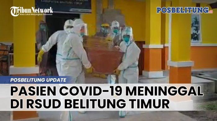 UPDATE: Hari Ini Sepuluh Orang di Belitung Timur Terpapar Virus Corona