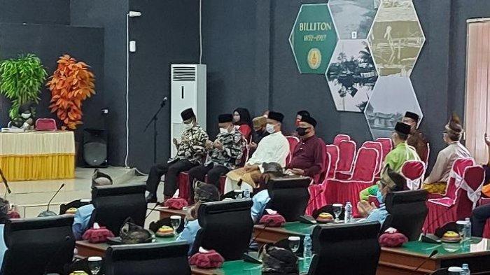 Peringati HUT ke-149 Manggar, Ini Harapan Calon Bupati Pilkada Beltim 2020 Burhanudin dan Yuri Kemal