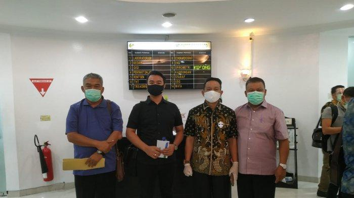 Dua Pasang Bapaslon Pilkada Belitung Timur Laksanakan Tes Kesehatan di RSPAD Gatot Soebroto Jakarta