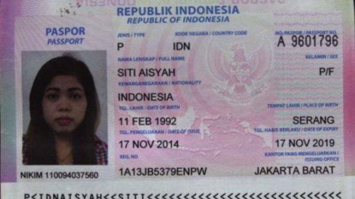 Mengejutkan! Wanita Indonesia Pembunuh Kakak Tiri Diktator Korut Mengaku Dijanjikan Ini