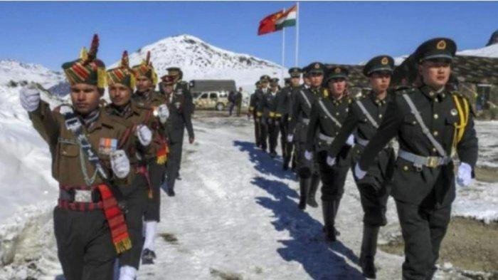 'Pertempuran Sengit' Tanpa Senjata di Perbatasan Himalaya, Puluhan Tentara India dan China Terbunuh