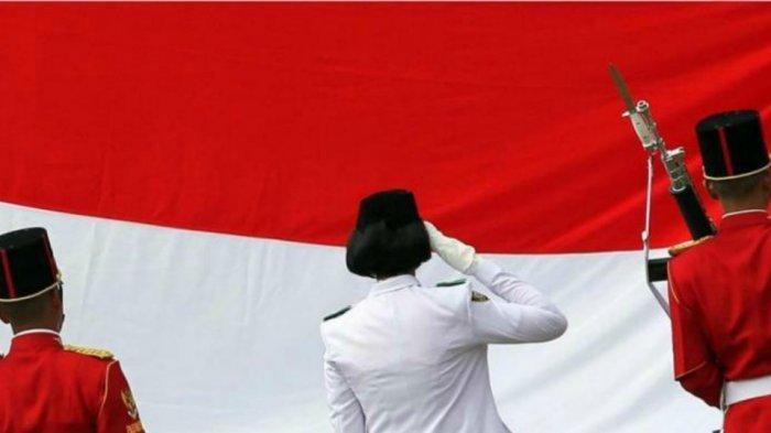 Aksi Gunting Bendera Merah Putih Viral,Empat Ibu Rumah Tangga Ditangkap Polisi,Ini Alasan Dibaliknya