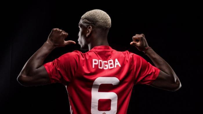 Rumornya Jika Hengkang dari Manchester United, Paul Pogba Bakal Menuju Dua Klub Ini