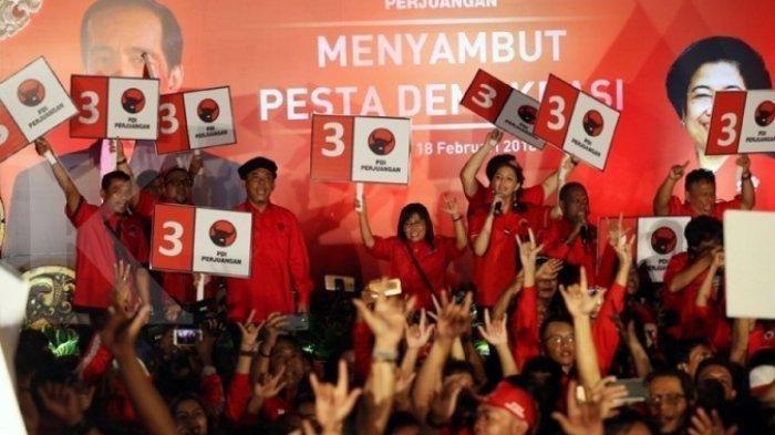 Rekapitulasi KPU: PDI-P dan Jokowi-Ma'ruf Amin Unggul di Bangka Belitung