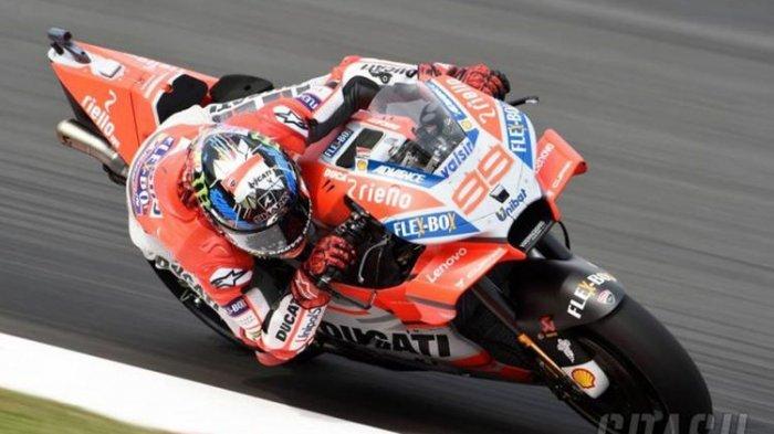 Baru Mulai, Link Streaming Moto GP San Marino di Trans 7 Pukul 19.00 WIB