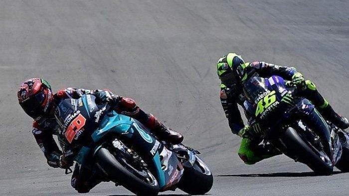 Valentino Rossi Diprediksi Bisa Jadi Pembalap hingga Usia 50 Tahun, Ini Kata Marco Lucchinelli
