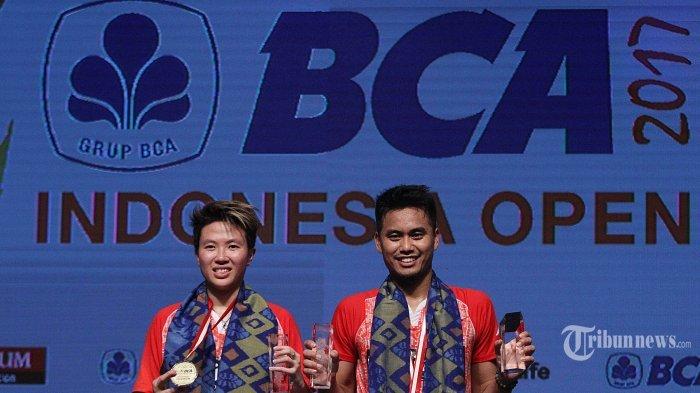 Ini Kunci Kemenangan Ganda Campuran Indonesia Juarai Indonesia Open 2017