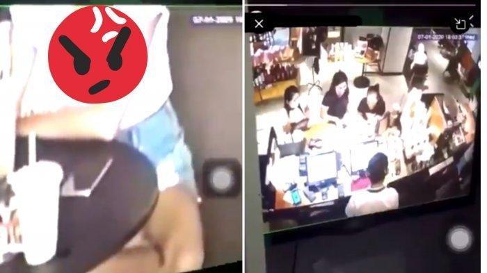 Lakukan Pelecehan kepada Pengunjung Lewat CCTV, Mantan Pegawai Starbuck Minta Maaf, Ngaku Khilaf