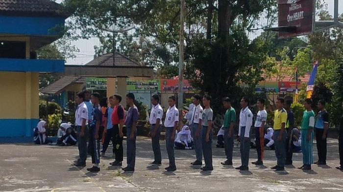 Ini Total Peserta Sudah Daftar Perlombaan Gerak Jalan di Kabupaten Belitung