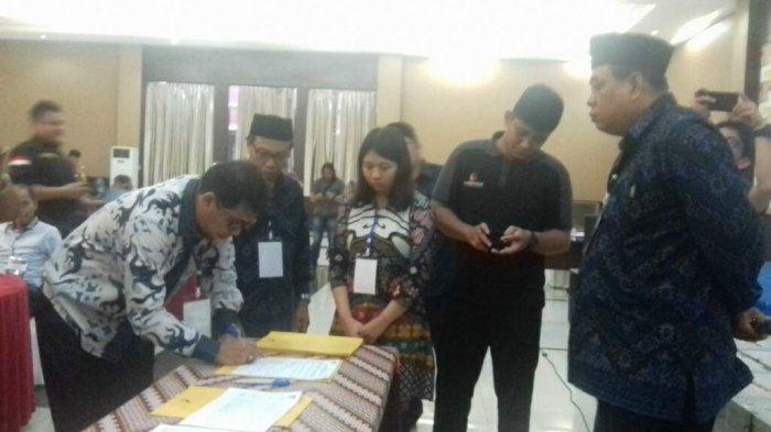 Panwaslu Kabupaten Belitung Sebut Tidak Ada Catatan di Rekapitulasi