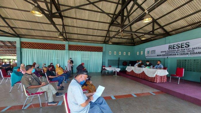 DPRD Belitung Timur Selenggarakan Reses, Fezzi : Kami Tetap Lakukan Tugas Walaupun di Masa Pandemi