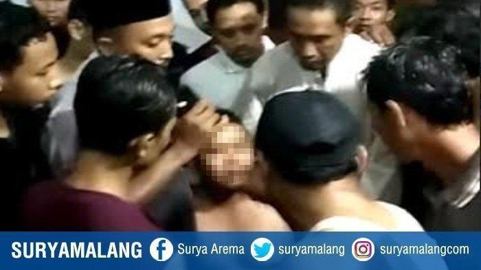 Drama Pengejaran Penculik, Pelaku Terjebak Macet Babak Belur Dikeroyok Warga, Mobil Hancur