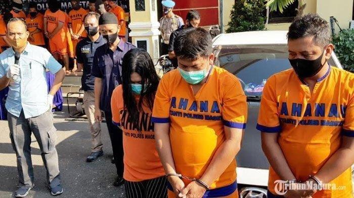 Jaringan Pembobol ATM Ditangkap, Ada Mahasiswi yang Bertugas Jadi Sopir Mobil Sport