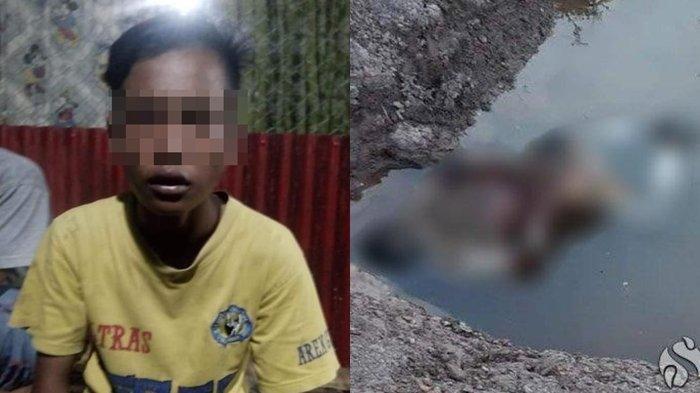 Pelaku Pembunuhan Remaja Ketakutan, Korban Dilempar ke Lubang, Arwahnya Datang Panggil Namanya