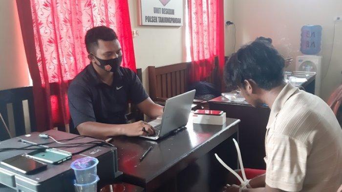 Pengakuan Pencuri Rumah Makan Padang Depan Mapolsek Tanjungpandan, Niat Nonton Voli Malah Mencuri