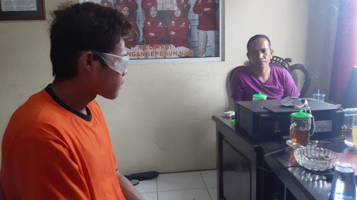Sempat Kabur, Tersangka Penganiayaan Diringkus Polisi di Rumah Kekasihnya