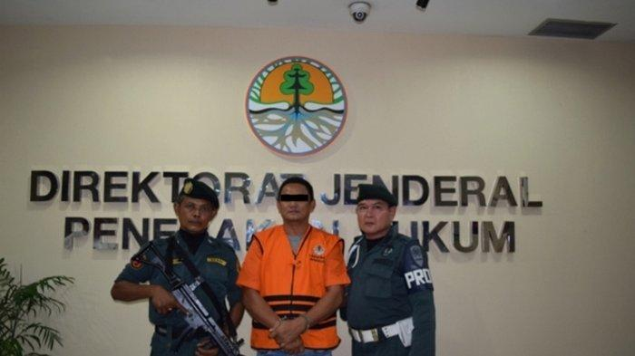 BREAKING NEWS Gakkum KLHK Tahan Tersangka Pelaku Perusakan Lingkungan Hidup di Belitung
