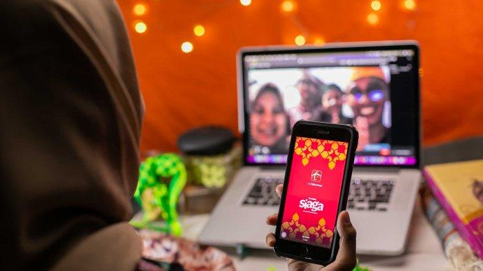 Trafik Layanan Data Telkomsel Tumbuh Hingga 49 Persen Selama Ramadan dan Idulfitri 2021