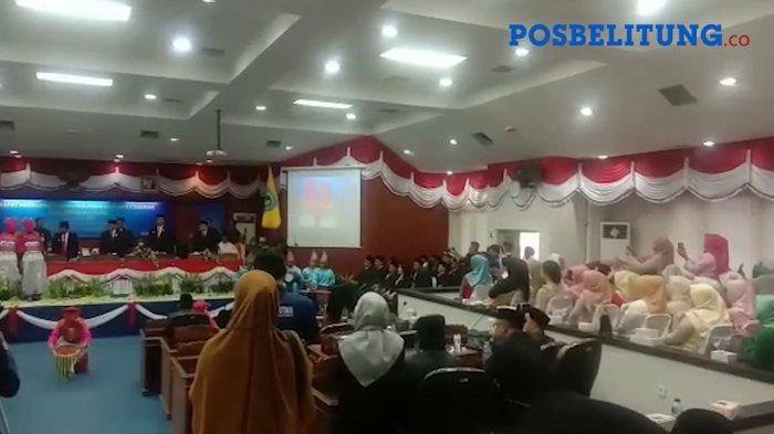5 Anggota DPRD Kabupaten Belitung Pinjam Uang Pakai SK ke Bank, Begini Reaksi Ketua DPRD