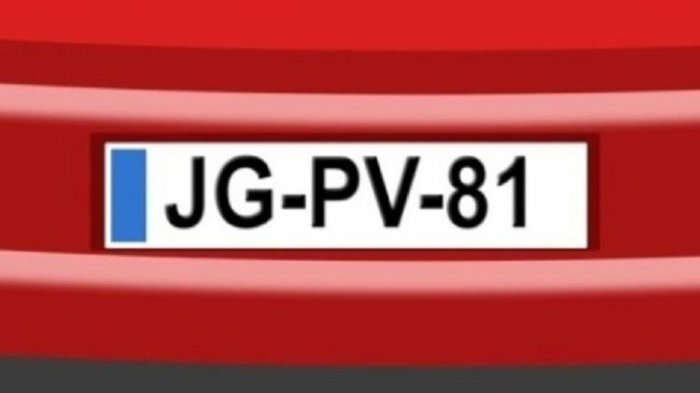 Warna Pelat Nomor Kendaraan Bakal Diganti Pada 2019