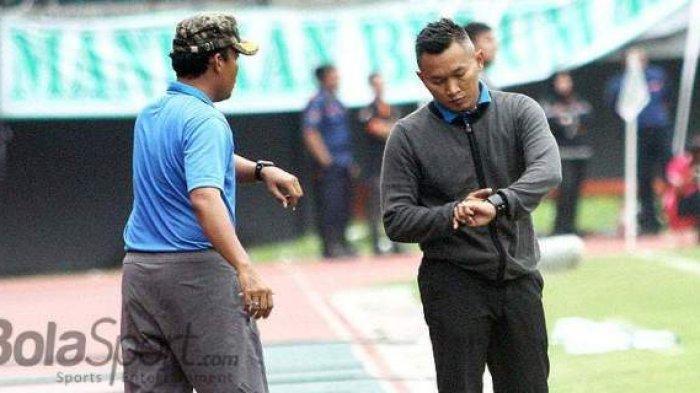 Djanur Ajak Gabung Eks Pelatih PS Tira sebagai Pelatih Fisik Persebaya
