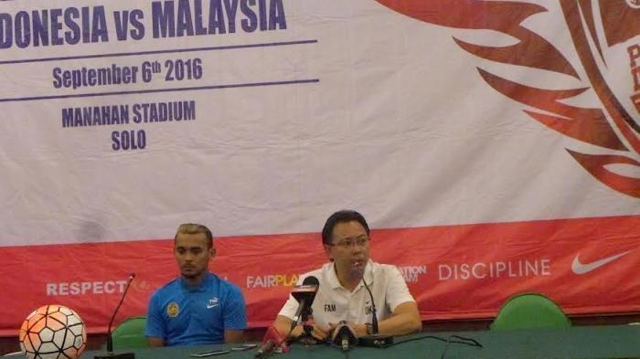 Timnas Indonesia Siap Hadapi Malaysia
