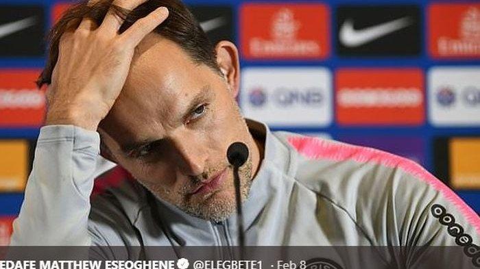 PSG Umumkan Pemecatan Thomas Tuchel, Pelatih yang Sumbang Dua Gelar Liga Prancis