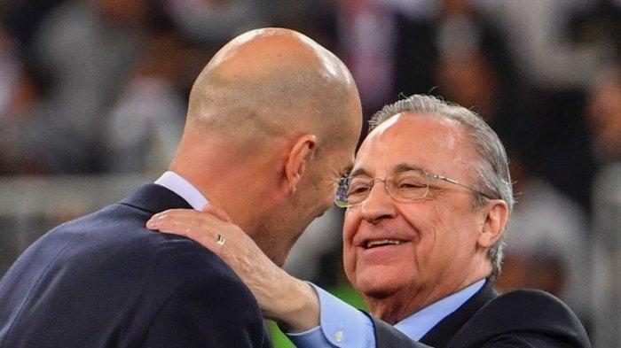 Candaan Robinho yang Berujung Uang Ratusan Miliar Buat Zinedine Zidane