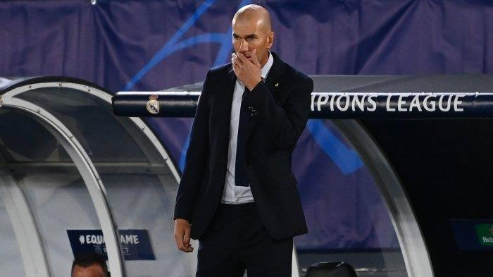 Perburuan Tropi Juara Makin Sengit, Zinedine Zidane Tak Mau Menyerah