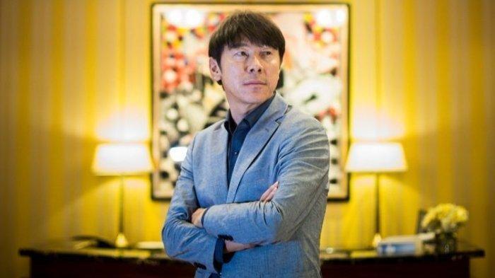 Programnya Tak Didukung PSSI, Shin Tae-yong Beberkan Kekecewaanya ke Media Korea