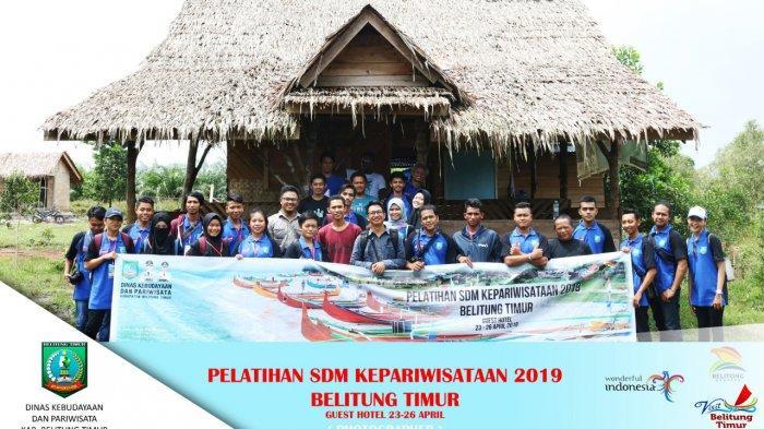 Promosi Wisata Belitung Timur Melalui Karya Fotografi Pos Belitung