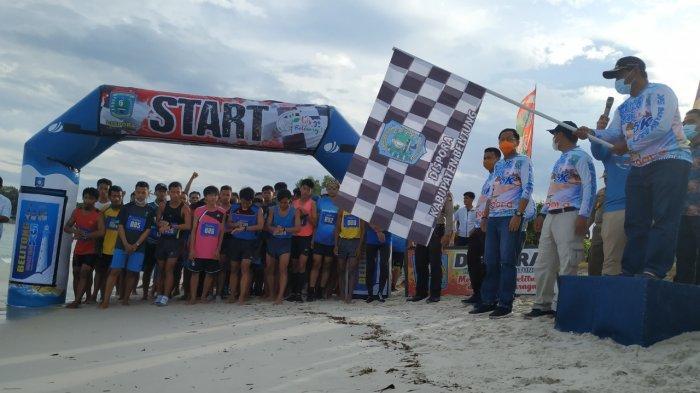 Belitung Beach Run 5K Sukses, Adakan Event Sport Tourism dan Tingkatkan Prestasi Atlet