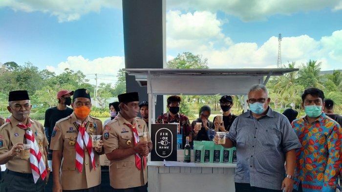 BLK Belitung Luncurkan Sik-ok Name Coffee