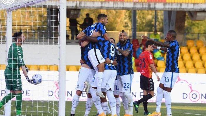 Peran Christian Eriksen Bikin Inter Milan Kinclong, Antonio Conte Puji Setinggi Langit