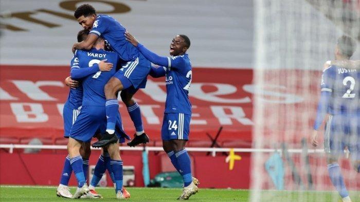 Hasil dan Klasemen Liga Inggris, Leicester City Masuk 4 Besar, Posisi Everton Dibayangi Liverpool