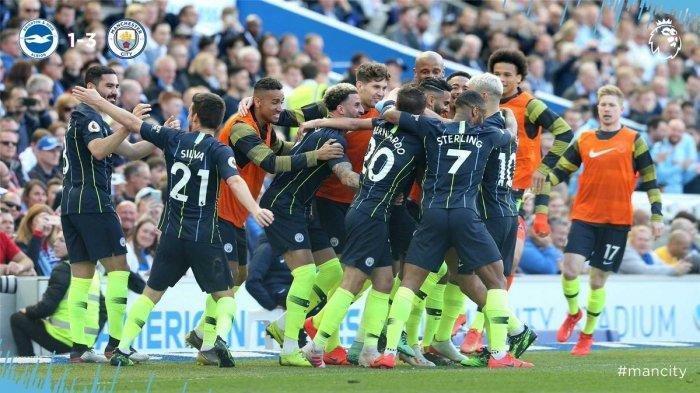 Manchester City Akhirnya Juara Liga Inggris Unggul Tipis 1 Poin Atas Liverpool