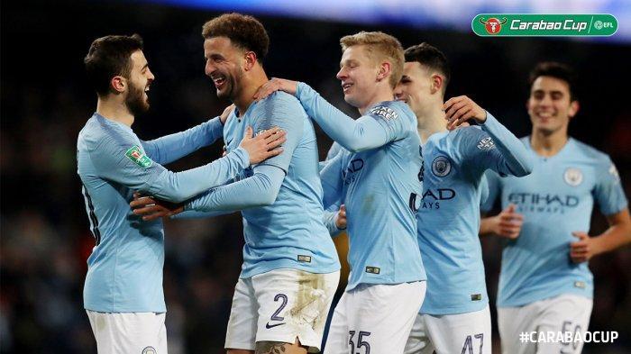 Klasemen Liga Inggris Terbaru, Man City Tergusur, Arsenal Melorot Lipervool Kokoh di Puncak