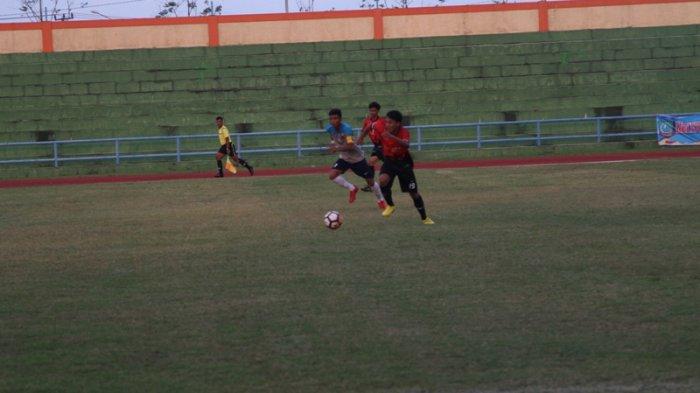 Pertandingan Perdana Piala Soeratin U-17 Babel, Ini Hasil Lengkap Pertandingan